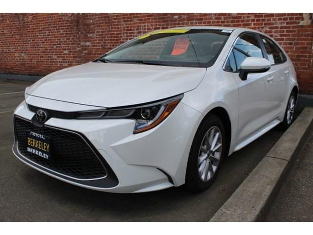 New 2020 Toyota Corolla in Berkeley, CA
