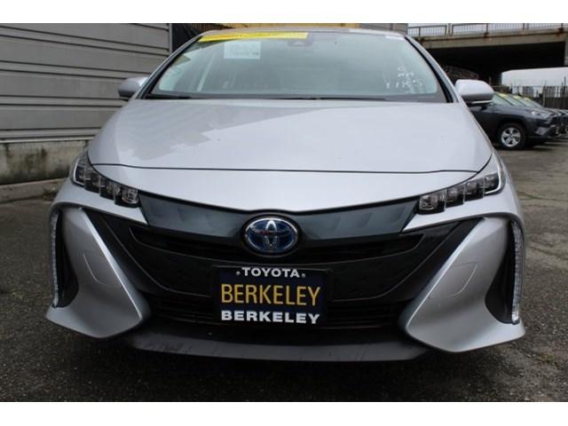 New 2020 Toyota Prius Prime in Albany, CA