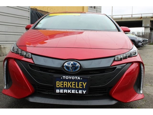 New 2020 Toyota Prius Prime in Berkeley, CA