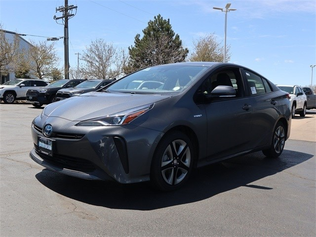 New 2020 Toyota Prius in Aurora, CO