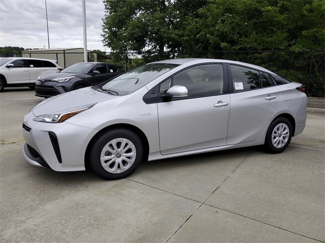 New 2020 Toyota Prius in Nash, TX