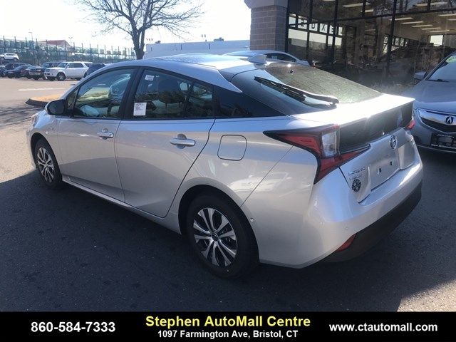 New 2020 Toyota Prius in Bristol, CT