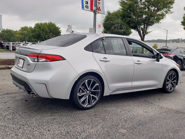 New 2020 Toyota Corolla in Fort Worth, TX