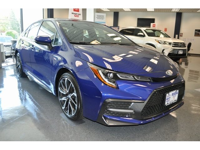 New 2020 Toyota Corolla in Mt. Kisco, NY
