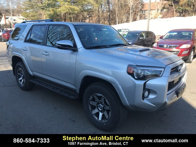 New 2020 Toyota 4Runner in Bristol, CT