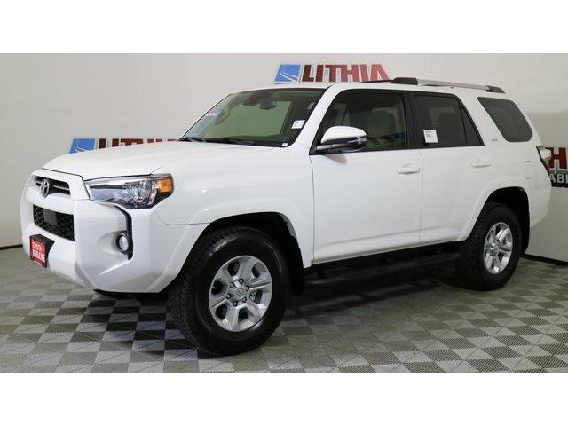 New 2020 Toyota 4Runner in Abilene, TX