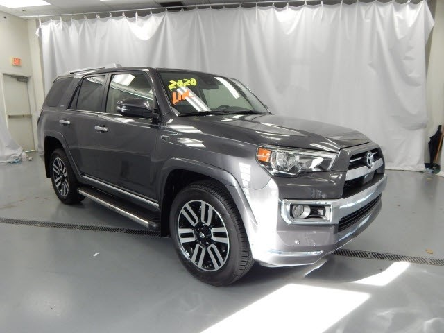 New 2020 Toyota 4Runner in Manchester, TN
