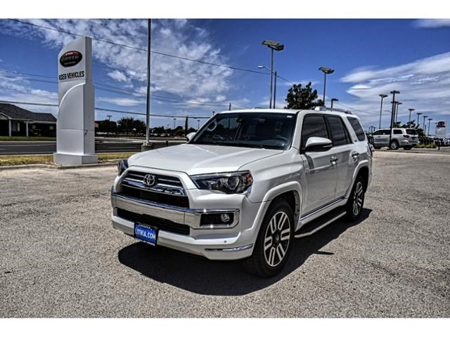 New 2020 Toyota 4Runner in Odessa, TX