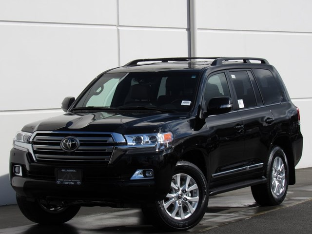 2020 Toyota Land Cruiser LE