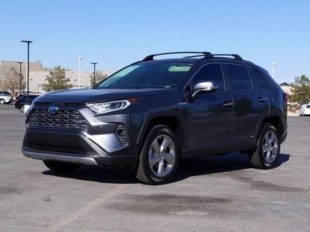 New 2020 Toyota RAV4 Hybrid in Las Vegas, NV