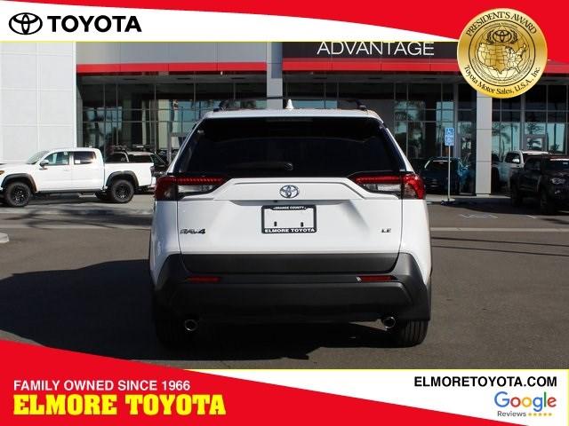 New 2020 Toyota RAV4 in Westminster, CA
