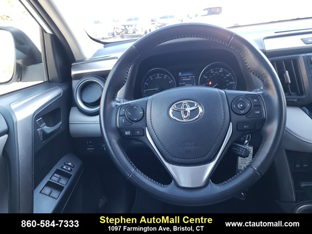 Used 2017 Toyota RAV4 in Bristol, CT