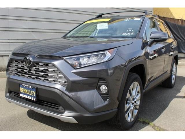 New 2020 Toyota RAV4 in Albany, CA