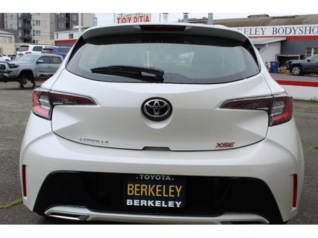 New 2020 Toyota Corolla Hatchback in Albany, CA