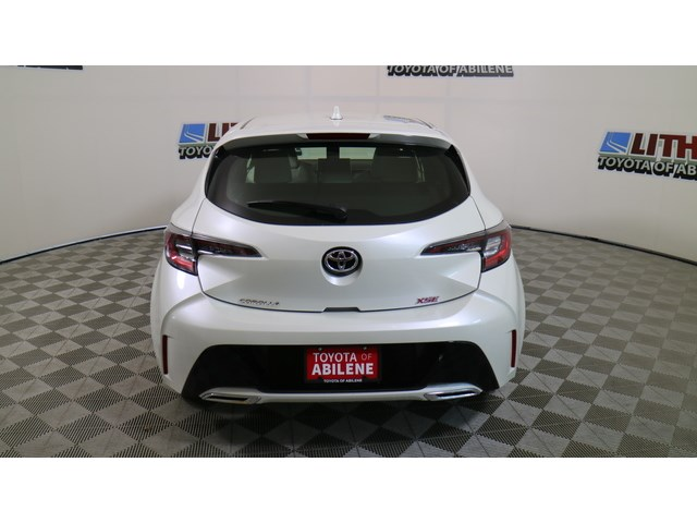 New 2020 Toyota Corolla Hatchback in Abilene, TX