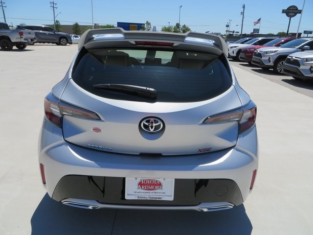 New 2020 Toyota Corolla Hatchback in Ardmore, OK