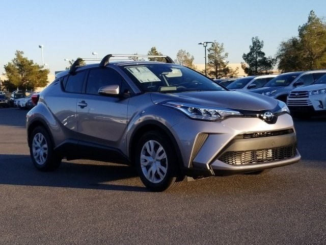New 2020 Toyota C-HR in Las Vegas, NV