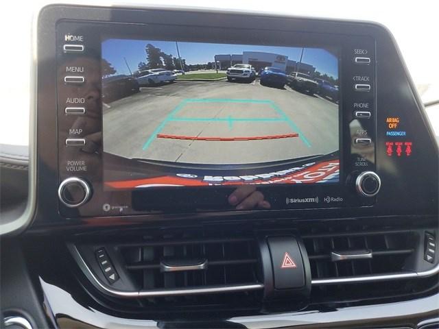 New 2020 Toyota C-HR in Nash, TX