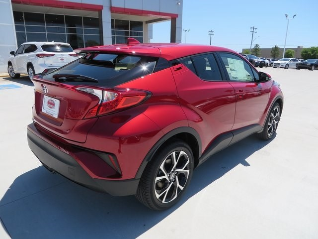 New 2020 Toyota C-HR in Ardmore, OK