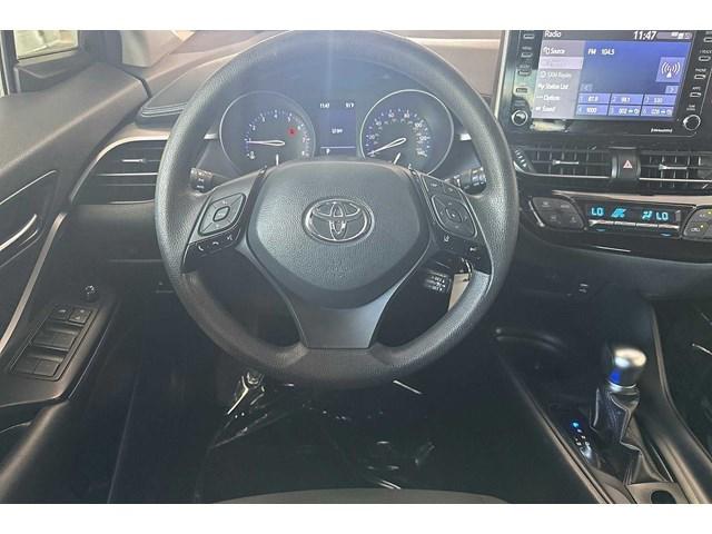 New 2020 Toyota C-HR in Abilene, TX