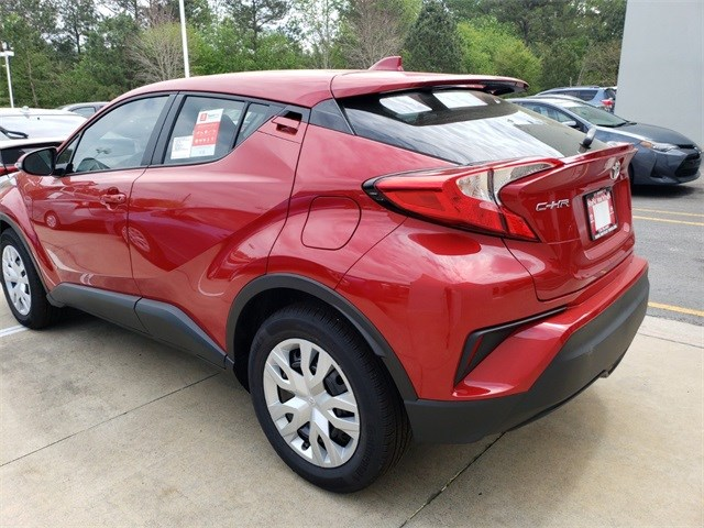 New 2020 Toyota C-HR in Fort Worth, TX