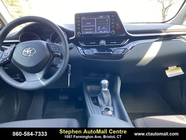 New 2020 Toyota C-HR in Bristol, CT