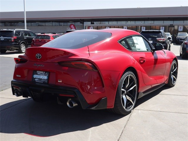 New 2020 Toyota Supra in Aurora, CO